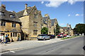 SP0937 : The Lygon Arms and High Street, Broadway by Jeff Buck