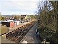 SJ9984 : New Mills (Newtown) station by Gerald England
