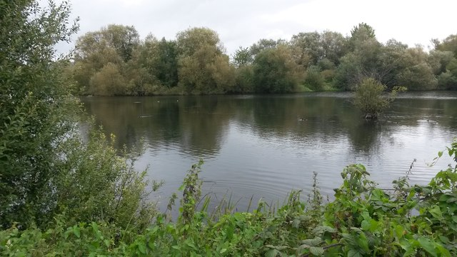 Stocker's Lake