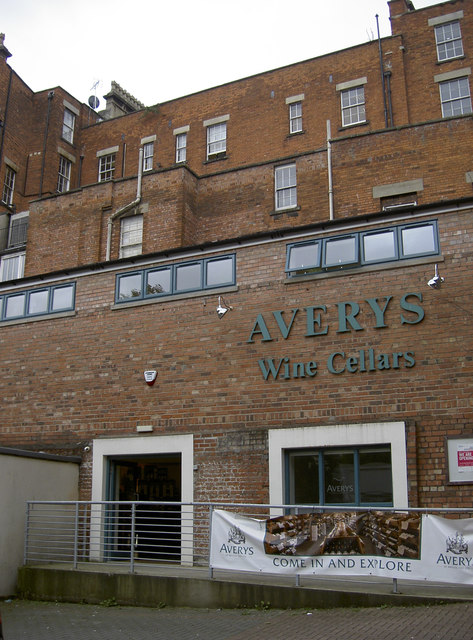 Avery's wine merchants