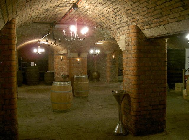 Avery's cellars (2/7)