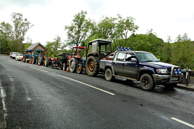 A tractor convention (2)