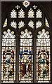 TF2522 : Fathers of the early Church window, Ss Mary & Nicolas church, Spalding by Julian P Guffogg