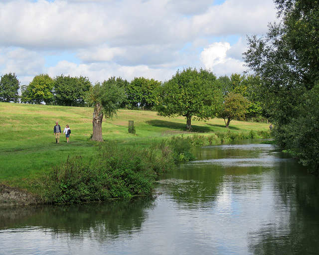 Grantchester: a walk by the Cam