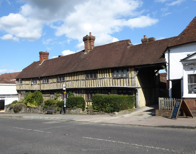 Staplehurst: Crown Cottages