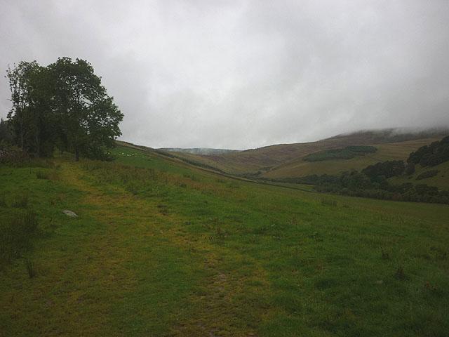 The Minchmoor Road