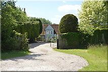 TL5136 : Drayton Farm Cottages by N Chadwick