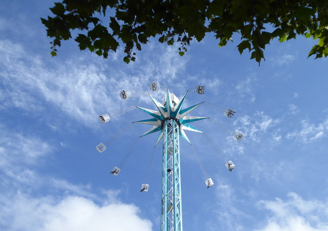 The Starflyer on the South Bank