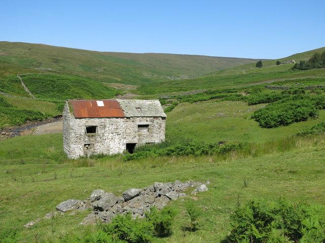 Marlbeck lead mine (disused)