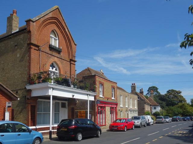 Church Street, Minster