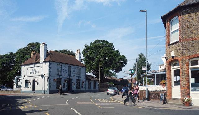 The New Inn, Minster