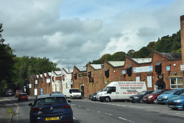 Trading Estate on Stroud Road