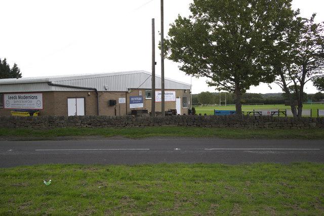 Leeds Modernians Sports and Social Club