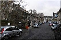 NT2674 : Annandale Street Lane by Richard Webb