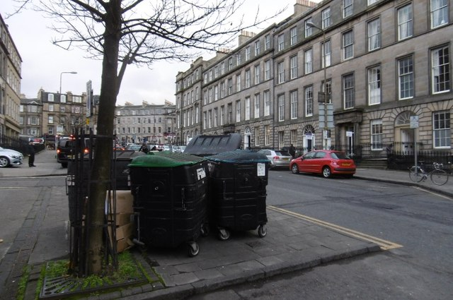 Annandale Street Lane