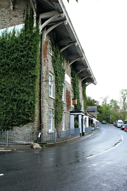 The Hafod Hotel, Devil's Bridge