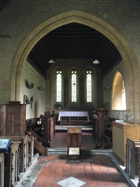 The Chancel Arch