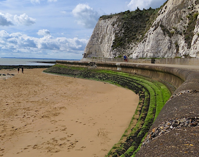 South Cliff, Broadstairs