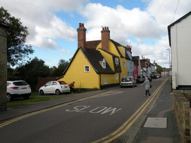 High Street (Horseheath Road)