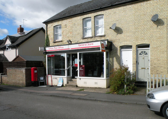 Former Linton Post Office, Balsham Road