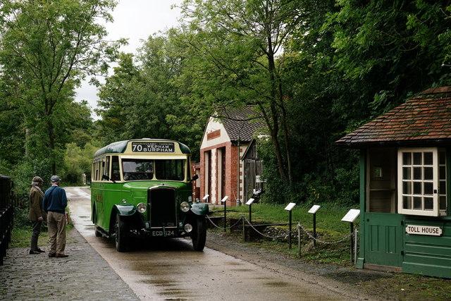 Amberley Museum
