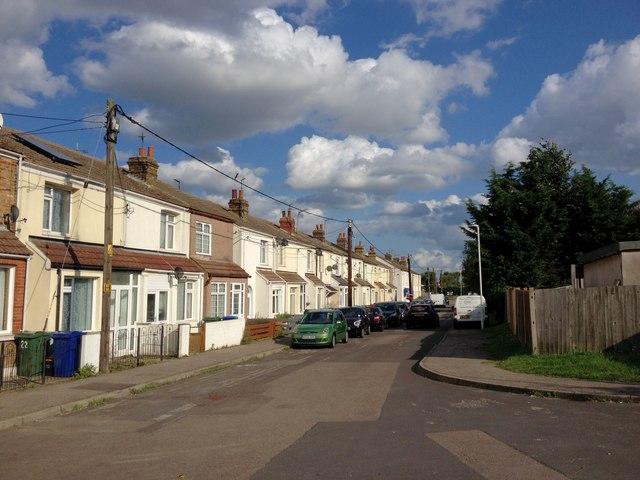 Second Avenue, Rushenden