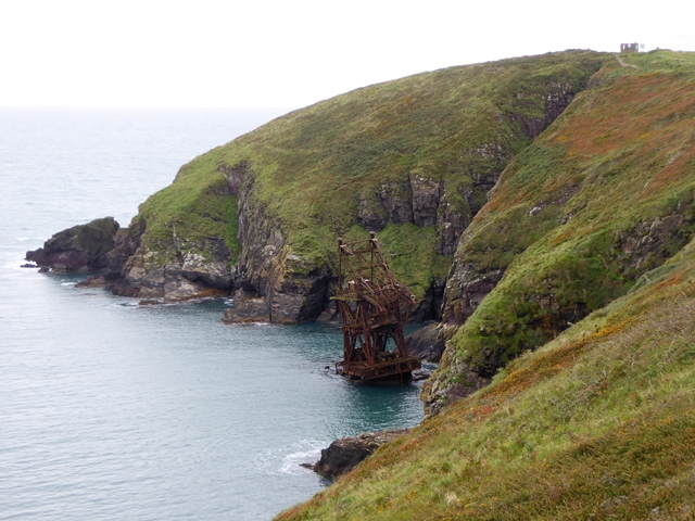 Ram Head and the wreck of the Samson