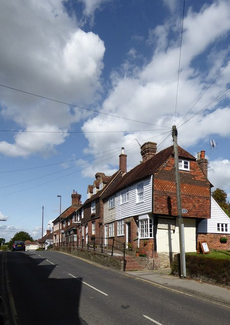 Staplehurst: the High Street