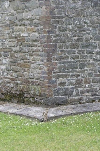Corner of the Church