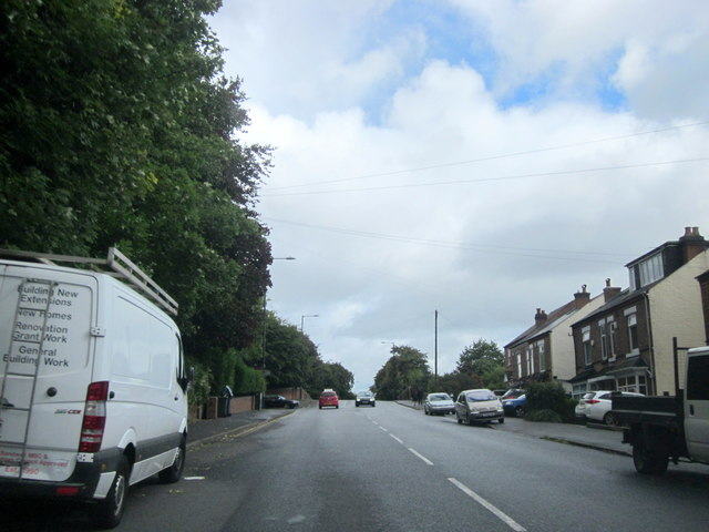 Jockey Road Boldmere