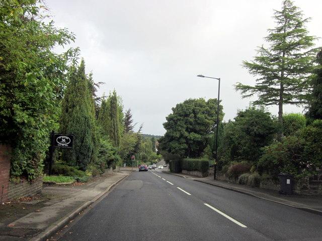Somerville Road Boldmere
