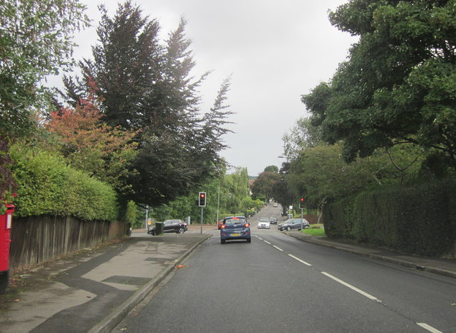 Monmouth Drive Somerville Road Crossroad Boldmere