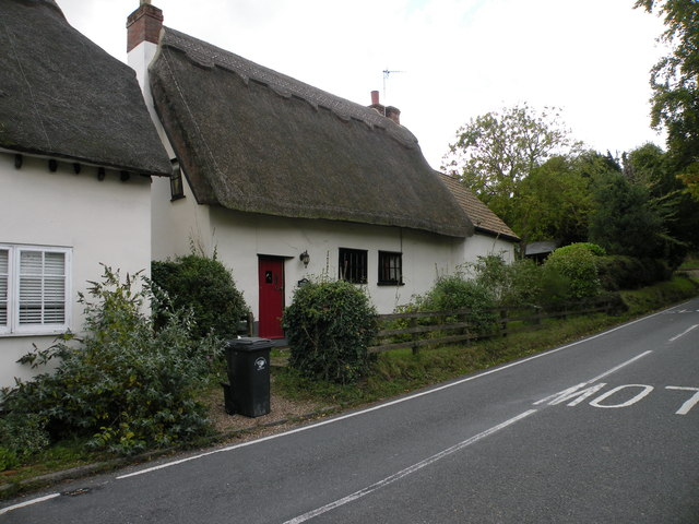 Bentley Cottage, Hadstock