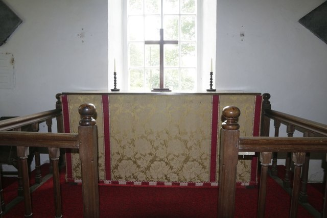 Altar in St Michael