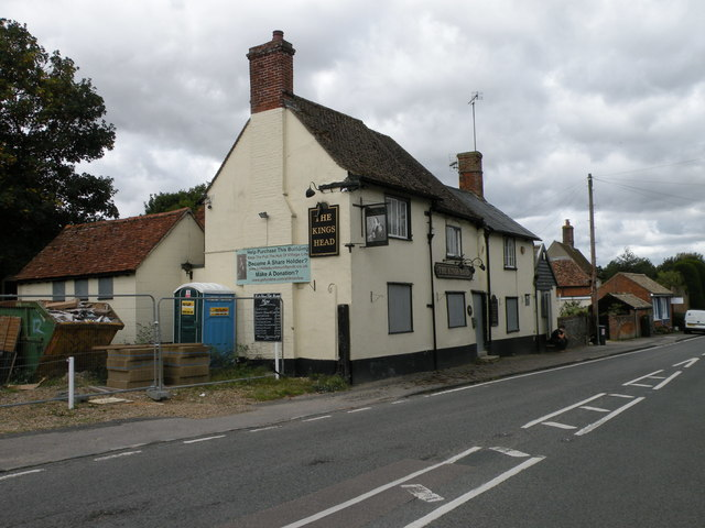 The King's Head, Hadstock