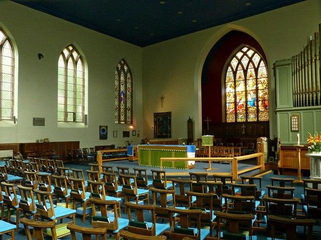 Church of St Cuthbert, Pateley Bridge