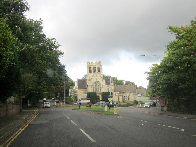 Four Oaks Church