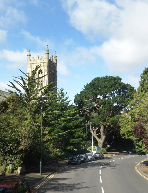 West Cliff Road, Westbourne