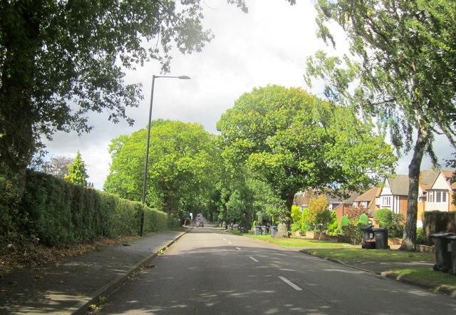 Walsall Road Little Aston