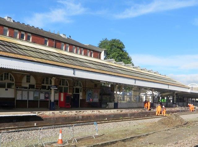 Bolton railway station