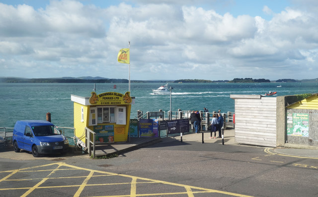 Brownsea Island Ferry Terminal