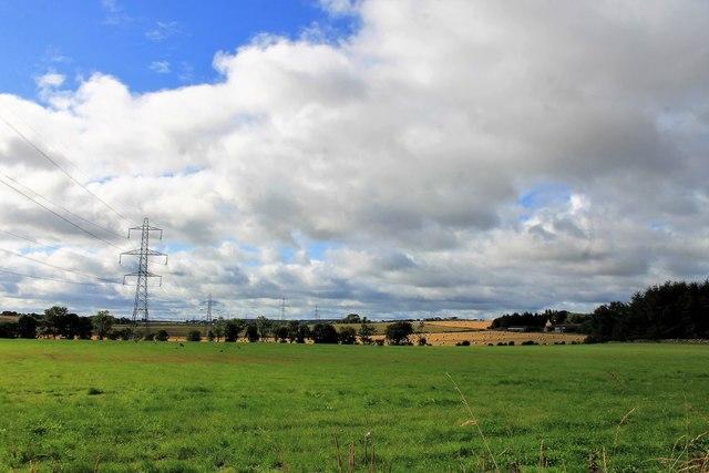 Pylons by Oldcraig