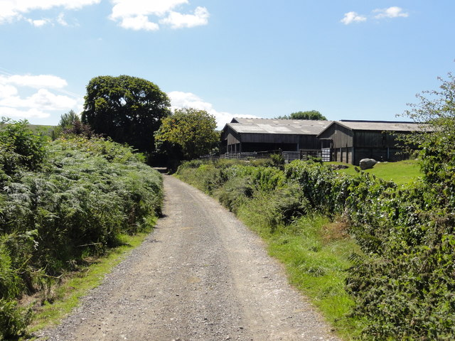Farm Buildings at Lower Shapley