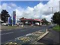SS7496 : Petrol Station by Alan Hughes