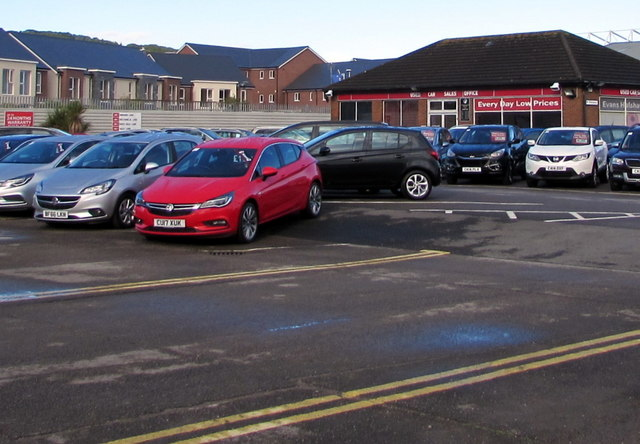 Used Car Sales Office, Sloper Road, Cardiff