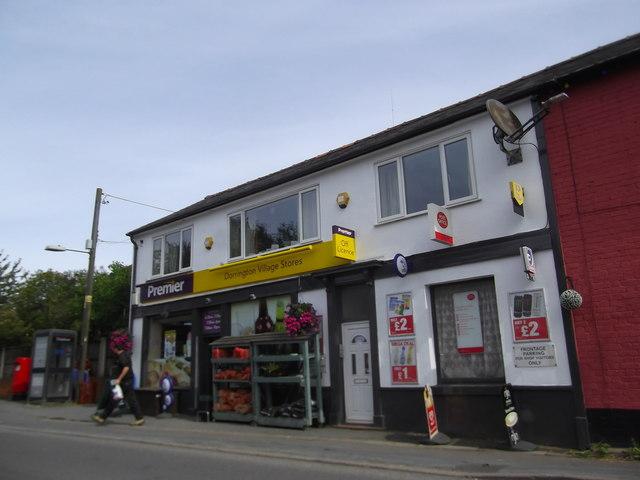 Dorrington Village Stores and Post Office