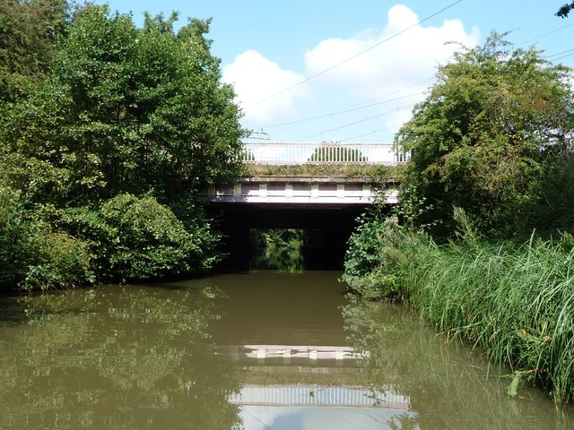 Bridge 5A, from the south