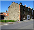 SY4692 : Three-storey houses on the west side of South Street, Bridport by Jaggery