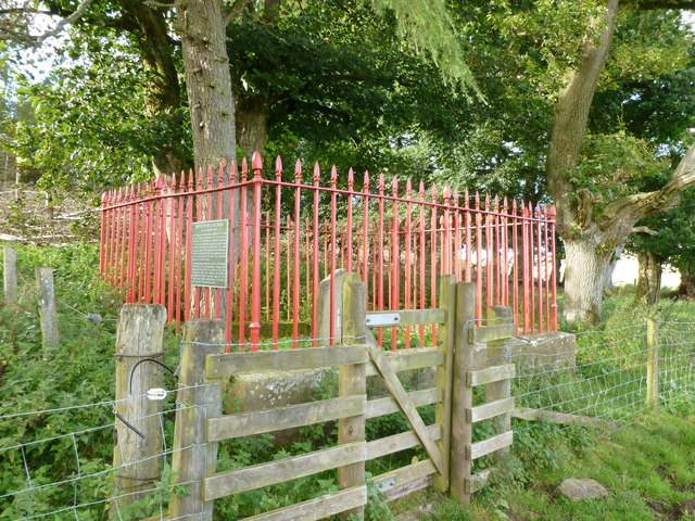 Martyr's Monument, Rullion Green
