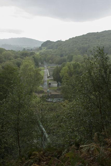 High Peak Junction Sewage works